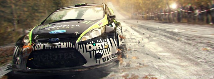 Dirt 3 Ford Focus