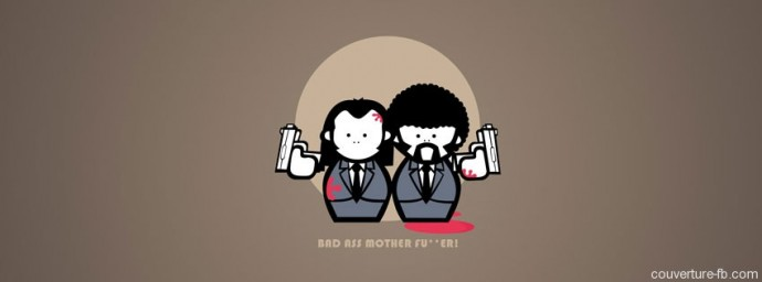 Pulp Fiction en art