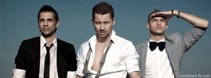 Le trio roumain Akcent