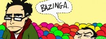 Dessin Big Bang Theory Bazinga