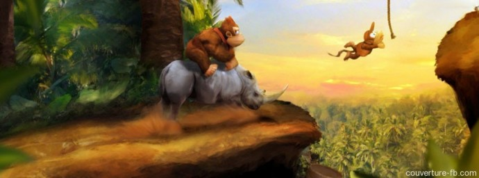 Donkey Kong Country et Diddy
