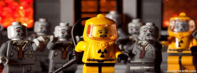 Lego invasion zombies