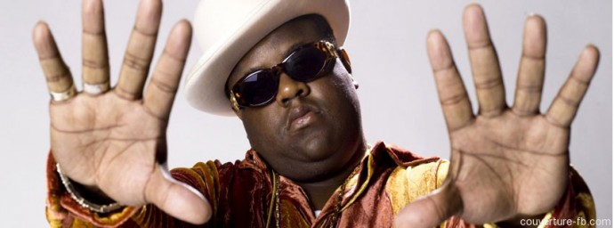 Notorious Big en chapeau