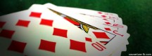 Quinte Flush royale Poker