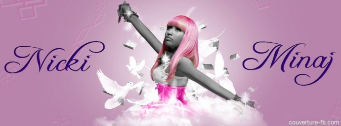 Nicki Minaj Colombe