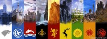 Maisons Games of Thrones
