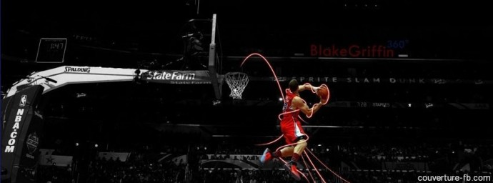 Blake Griffin Slam Dunk Clippers