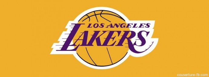 Los Angeles Lakers logo jaune