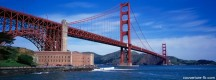 Pont Golden Gate San Francisco
