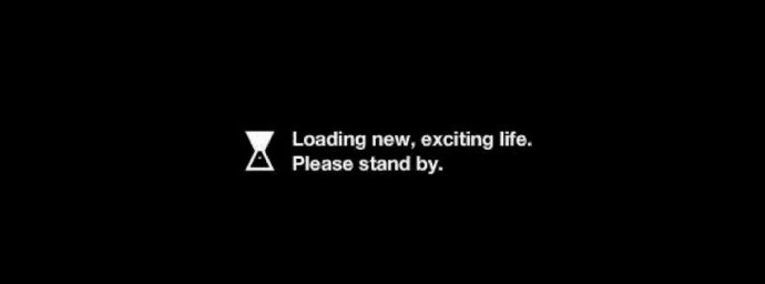 Loading new exciting Life