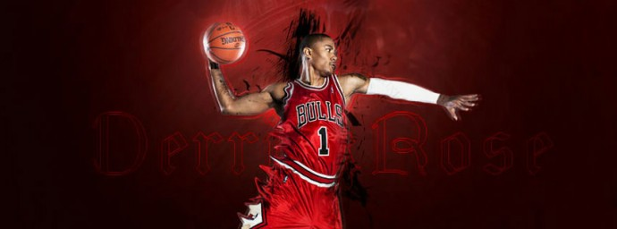 Derri Rose Chicago Bulls