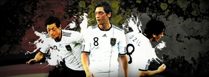 Ozil Allemagne Euro 2012