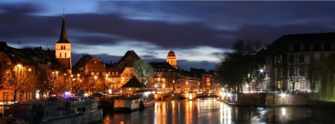 Berges de Strasbourg