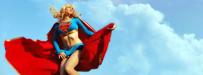 couverture superwoman