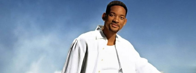 Will Smith chemise blanche