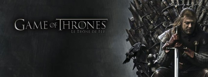 Game of Thrones le trone de fer