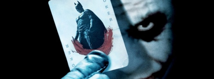 Couverture joker carte batman