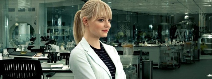 Emma Stone The Amazing Spiderman