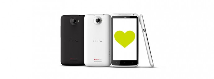 HTC One X Coeur
