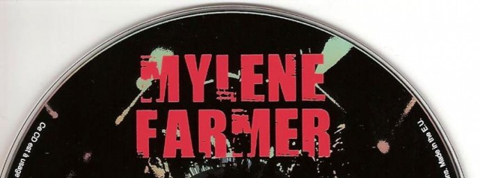 CD Mylène Farmer