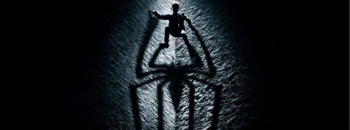 Ombre araignée the amazing spiderman