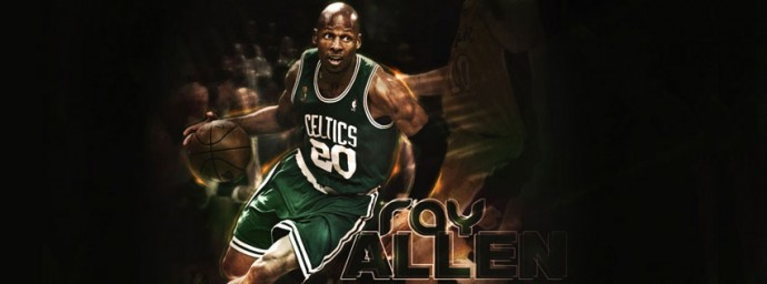 Ray Allen Boston