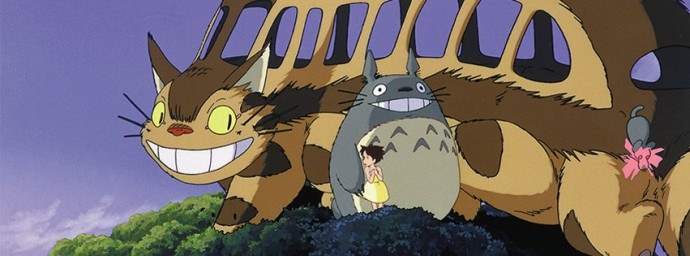 Totoro bus chat