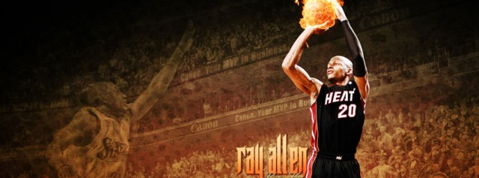 Ray Allen Miami Heat