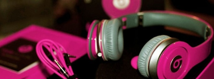 Casque audio Beats Rose