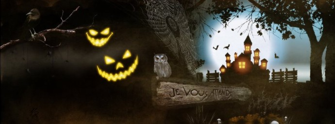 Halloween je vous attends