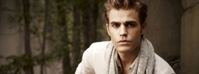 Paul Wesley acteur de The Vampire Diaries