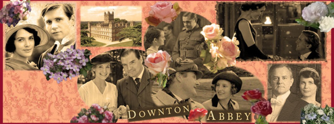 Montage Downton Abbey
