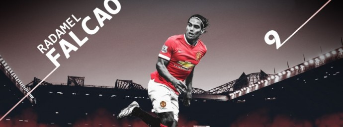 Radamel Falcao Manchester United